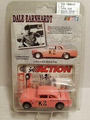 - Action Limited EDT Dale Earnhardt SR.1956 K2 First Race Car 1/64 Scale ERROR Car