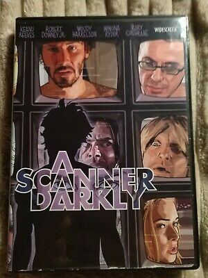 A Scanner Darkly (DVD, 2006)!!!