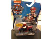 Paw Patrol Ryder Spielfigur mit Quad 12cm