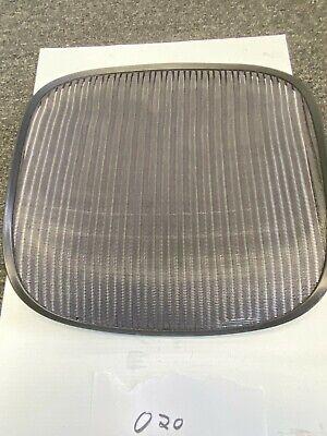 Herman Miller Aeron Seat Mesh Size C Large Aeron Parts Purple See Damage 20