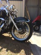 2008 Heritage Softail Harley Davidson Narangba Caboolture Area Preview