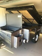 Full off-road, custom, rear fold, awesome family camper Kalkie Bundaberg City Preview