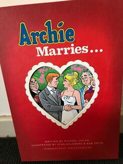 """Archie Marries"" book"
