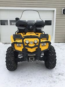 2005 can am outlander 400 xt
