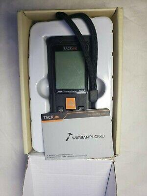 Tacklife Test Measure Inspect Laser Distance Meter S3-50