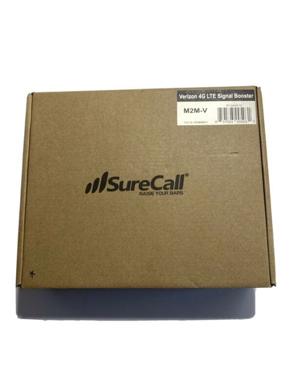 SureCall M2M-v Machine-to-Machine 4G LTE AT&T Cell Signal Booster |