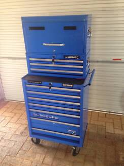 Kinchrome Toolbox 3 Teir + 411 Pieces Included Kingsley Joondalup Area Preview