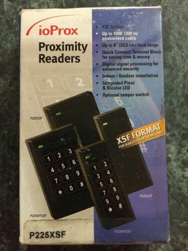 Kantech ioProx XSF Format, P225XSF Proximity Reader. Digital signal processing.