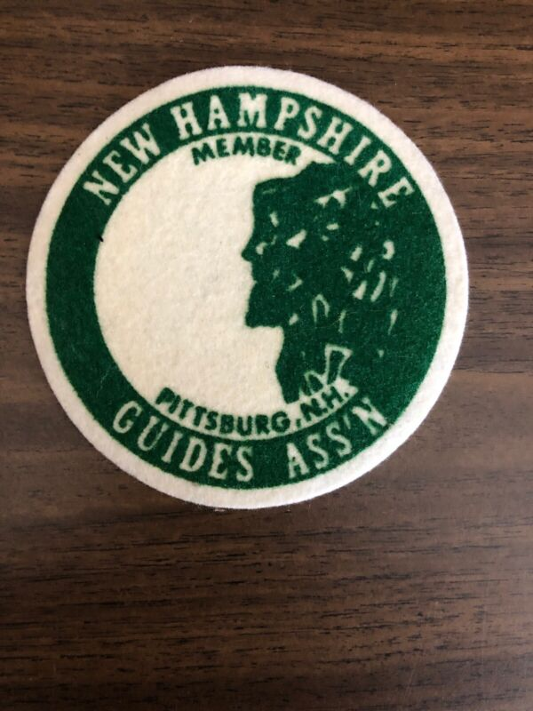 New Hampshire Guides Association Member Pittsburg NH Patch New