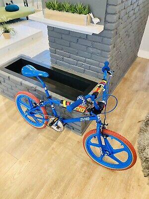 STARS RADKAPS VALVE CAPS NOS BMX CRUISER FREESTYLE RACING BICYCLE VINTAGE Y BLUE