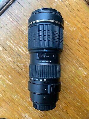 Tamron EF 70-200mm A001 Lens (Canon)
