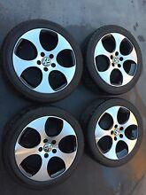 """17"""" VW Golf Denver Wheels & Tyres 5x112 Camden Camden Area Preview"""