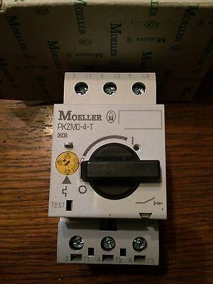 MOELLER Transformatorenschutzschalter PKZM0-4T