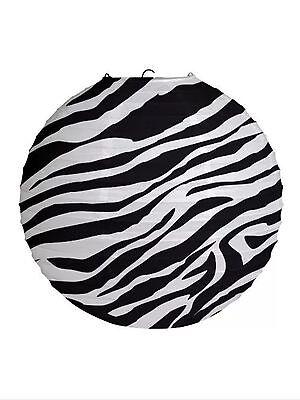 Animal Print Zebra Party Supplies Decorations-12