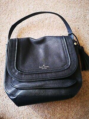 Kate spade handbag black