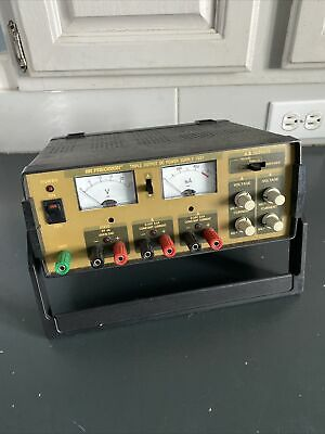 Bk Precision Triple Output Dc Power Supply 1651