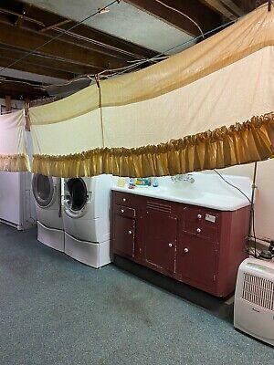 Dorothy Original Ruffle Curtains