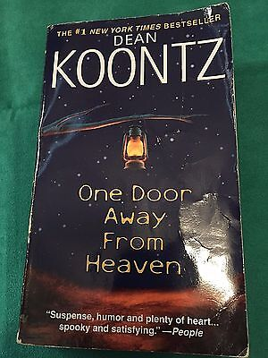 One Door Away From Heaven by Dean Koontz 2001 Paperback NY Times