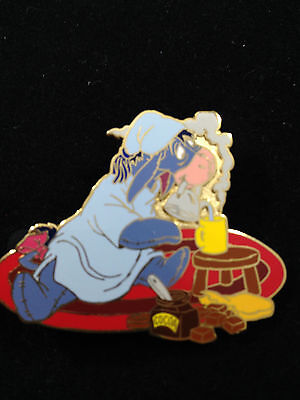 Disney Auctions (P.I.N.S.) - Eeyore Making Cocoa Pin