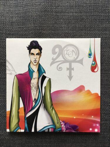 PRINCE 2010 20TEN CD ALBUM ***CARD SLEEVE.