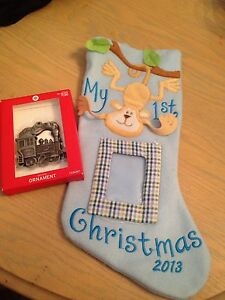 2013 baby's first Christmas