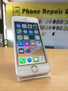AS BRAND NEW IPHONE SE 64GB SILVER WITH WARRANTY Kenmore Brisbane North West Preview