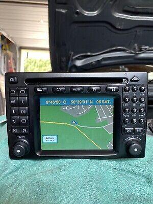 Mercedes W163 ML W210 W208 Navi Navigation Comand 2.0 DX A1638203689 TOP