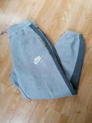 Nike Air Bottoms men's medium grey marl joggers tracksuit