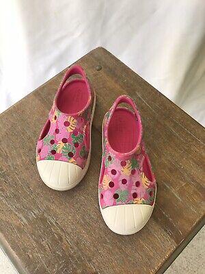 Crocs Kids Girls Shoes, Size 10