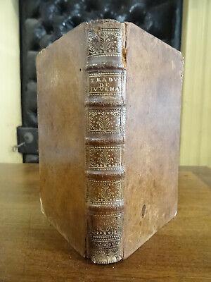 Tarteron traducteur,  Traduction des Satyres de Juvénal et de Perses. 1736