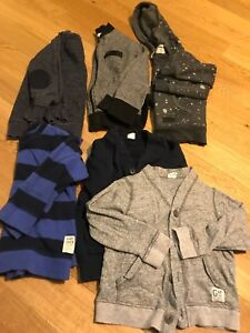 Size 5 lot of Fall Sweaters