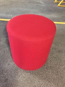 Red ottoman McMahons Point North Sydney Area Preview