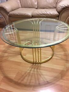 Glass table *price reduced