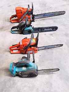 Chainsaw Hire. Sutherland Sutherland Area Preview