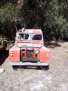 Wrecking various vehicles Wundowie Northam Area Preview