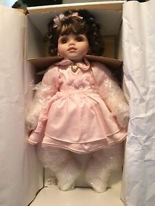 Little Marie Osmond Porcelain Doll