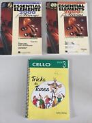 Cello practice books Mansfield Brisbane South East Preview
