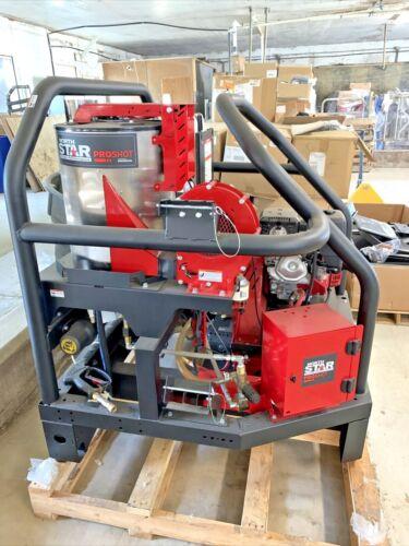 NorthStar 157560 ProShot Hot Water Commercial Pressure Washer Skid Unit