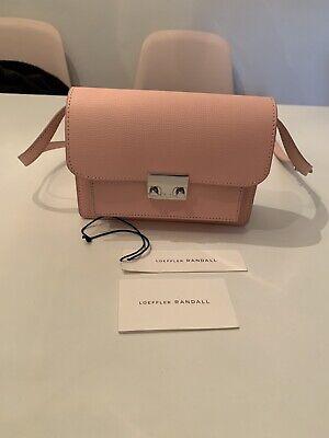 loeffler randall Pink Leather Bag