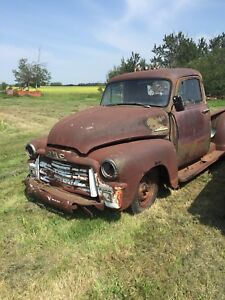 1954 GMC 1/2 ton for sale