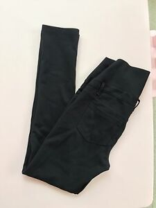 THYME Maternity pants - black - size small