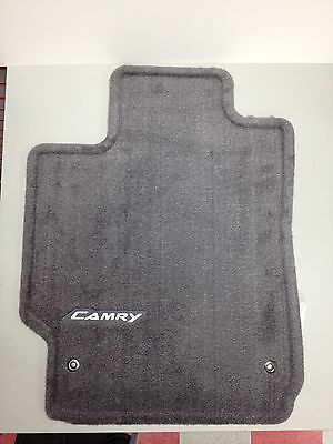 2007-2011 CAMRY CARPET FLOOR MATS-GRAY PT206-32100-12 GENUINE TOYOTA