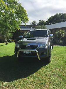 2012 Toyota Hilux Ute Hurstbridge Nillumbik Area Preview