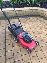 Lawn mower Woodcroft Morphett Vale Area Preview