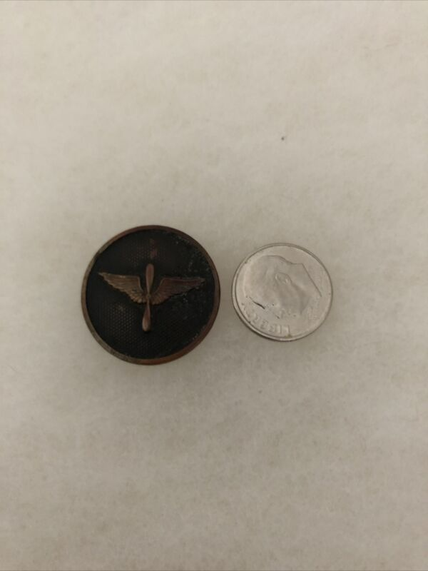WW1 Enlisted Collar Disc Air Corps