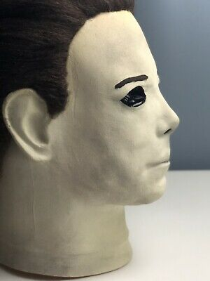 Michael Myers Halloween 4 Mask - Cemetery Gate Productions Uncle No Jason - Cemetery Gates Halloween