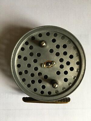 Vintage Hardy Eureka 3 1/2in Trotting Fishing Reel