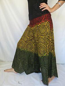 Pantalon papillon rasta vetements ethniques hippie baba cool ebay - Vetements hippie baba cool ...