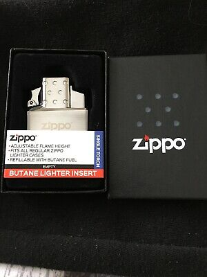 Zippo Lighter Single Torch Butane Insert