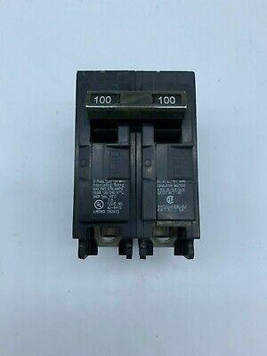 Circuit Breaker Murray Mp2100 100 Amp 2 Pole 120240v